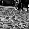 Taking On The Cobbles by James Fitzpatrick
