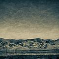 Taking The 5 Through Bakersfield, California by Vivian Frerichs