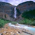 Takkakaw Falls by George Oze