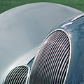 Talbot Lago Lines by Alan Olmstead