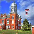 Taliaferro County Court House by Reid Callaway