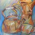 Talkin Teapots by Debbie Anderson