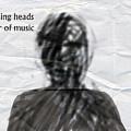 Talking Heads Fear Of Music  by Enki Art