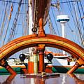 Tall Ship 2 by Marcin Rogozinski