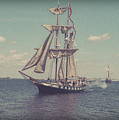 Tall Ship - 3 by Will Bailey