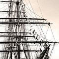 Tall Ship by Paul Boroznoff