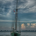Tall Ship by Rebecca Samler