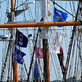 Tall Ship Series 15 by Scott Hovind