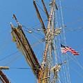 Tall Ship Series 8 by Scott Hovind