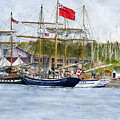 Tall Ships Festival by Melly Terpening