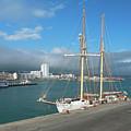 Tall Ships by Gaspar Avila