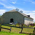 Tallgrass Barn by Paul Moore