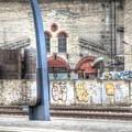 Tallin Graffiti Station by Yury Bashkin