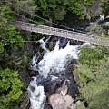 Tallulah Falls Bridge by Charles Bacon Jr