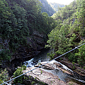 Tallulah Gorge 2 by J M Farris Photography