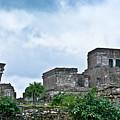 Talum Ruins 5 by Douglas Barnett