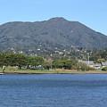 Tamalpais View From Bayfront Park by Ben Upham III