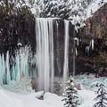 Tamanawas Falls 1 by Patricia Babbitt