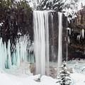 Tamanawas Falls 2 by Patricia Babbitt