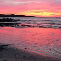 Tamarindo Sunset by Lorraine Baum