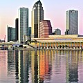 Tampa Bay Alive With Color by Frozen in Time Fine Art Photography