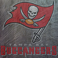 Tampa Bay Buccaneers Translucent Steel by Movie Poster Prints