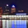 Tampa Bay Panorama by Frozen in Time Fine Art Photography