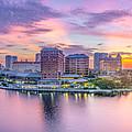 Tampa Bay Panorama  by Lance Raab