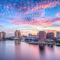 Tampa Bay Sunrise by Lance Raab