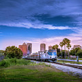 Tampa Departure by Marvin Spates