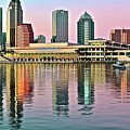 Tampa Elongated by Frozen in Time Fine Art Photography