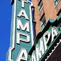 Tampa Tampa by David Lee Thompson