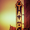Tampa Theatre by Carolyn Marshall