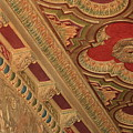 Tampa Theatre Ornate Ceiling by Carol Groenen