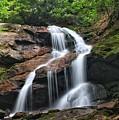 Upper Dill Falls by Chris Berrier