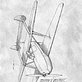 Tandem Biplane Patent by Dan Sproul