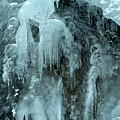 Tangle Falls Frozen Cascade by Adam Jewell
