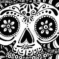 Tangled Skull by Nada Meeks