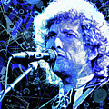 Tangled Up In Blue, Bob Dylan by Mal Bray