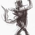 Tango #25 by Judith Kunzle