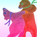 Tango Bears by Tess M J Iroldi