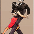 Tango by Linda  Parker