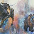 Tango On Wall Street by Susan A Becker
