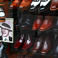 Tango Shoes For Carlos Gardel by James Brunker