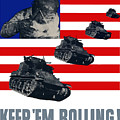 Tanks -- Keep 'em Rolling by War Is Hell Store