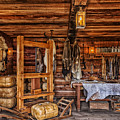 Tanning Room - Fort Ross California by Mountain Dreams