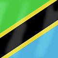 Tanzania Flag by Bigalbaloo Stock