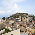 Taormina View II by Madeline Ellis