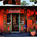 Taos Artisans Gallery by David Patterson