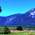 Taos Mountains by David Patterson
